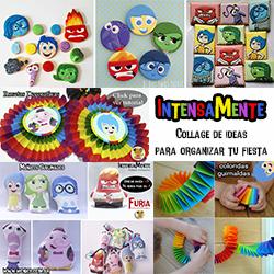 Fiesta IntensaMente: Collage de ideas