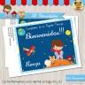 El Principito moreno  -  Kit Decoracion Fiesta Imprimible