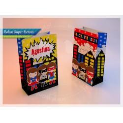 Super Heroes (nena) - Bolsa Sorpresita