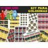 Yo Gabba Gabba  -  Kit Candy Bar (Golosinas)