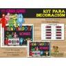 Yo Gabba Gabba -  Kit Decoracion Fiesta Imprimible