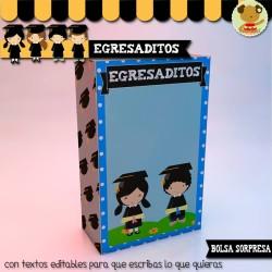 Egresaditos - Bolsa Sorpresita