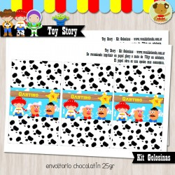 Toy Story - Kit Candy Bar (Golosinas)