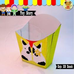 Buddy - Toy Story Caja Snack