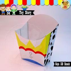 Jessie  - Toy Story Caja Snack