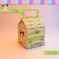 Frida - Caja Golosinas Valija
