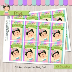 Frida - Kit para Golosinas