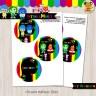 IntensaMente - Kit Decoración Fiesta Imprimible
