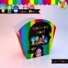 Intensamente - Caja 3D para Golosinas Maceta