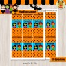 Halloween - Kit Candy Bar (Golosinas)