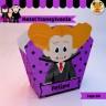 Hotel Transylvania Dennis - Caja 3D  Golosinas Maceta