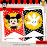 Mickey -  Kit Decoración Fiesta Imprimible