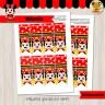 Minnie -  Kit Decoración Fiesta Imprimible (Rojo)