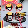 Mickey - Wrappers y Toppers