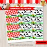 Animales de Granja - Kit Candy Bar (Golosinas)