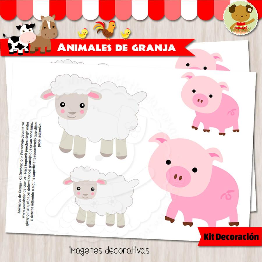Famoso Fotos Para Imprimir Y Color De Los Animales Friso - Dibujos ...