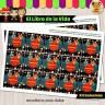 El Libro de la Vida - Kit Candy Bar (Golosinas)