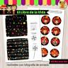 El Libro de la Vida -  Kit Decoracion Fiesta Imprimible