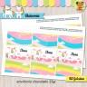 Unicornio -  Kit Candy Bar (Golosinas)