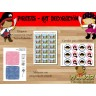 Piratas -  Kit Decoración Fiesta Imprimible
