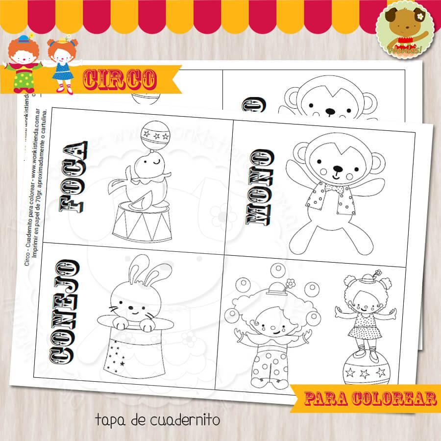 Lujoso Colorear Carpa De Circo Imágenes - Dibujos Para Colorear En ...